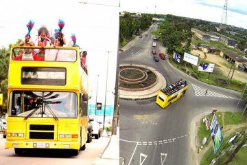Nova Rosta Double decker bus